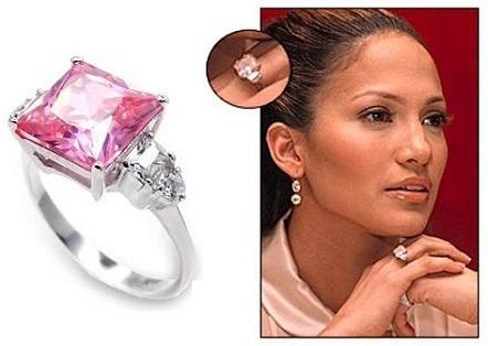celebrity pink diamond