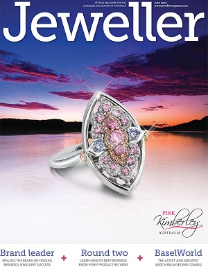 jeweler magazine